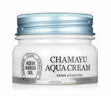 Chamayu_Horse Oil_ Aqua Cream _ Facial_ Skin Care